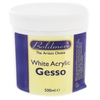 Handicrafts|Arts & Crafts Supplies White Acrylic Gesso - 500Ml
