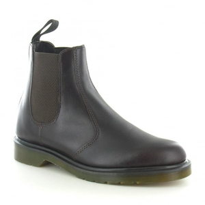 Dr Martens Mens 2976 Leather Chelsea Boot - Dark Brown