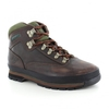 Timberland 95100 Euro Hiker Mens leather Walking Boots - Dark Brown