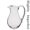 Dartington Jugs Coolers Large Ice Lip Jug - Slightly Imperfect
