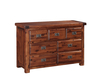 Chests of drawers Kingstone 3+4 Drawer Chest
