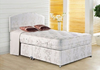 Hush-a-Bye Chester 1000 Divan Set - 4FT 6IN Divan,  4 Drawers