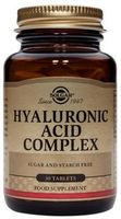 Multivitamins & Minerals  - Hyaluronic Acid 120mg