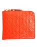 Belts|Low Shoes Wallet SA310EA Embossed Orange