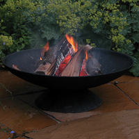 Other Garden Equipment & Decoration  - Cast Iron Fire Bowl
