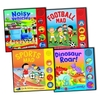Books Igloo Sound Boards 4 Books Collection Pack Set Rrp3196