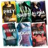 Books Rachel Vincent Faythe Sanders 6 Books Set Werecats Stray Rogue Pride Prey Shift Alpha