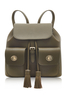Double Pocket Backpack Khaki