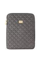Accessories  - Kensington Metallic Pewter Tablet Case