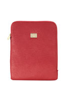 Accessories  - Kensington Metallic Red Snake Tablet Case