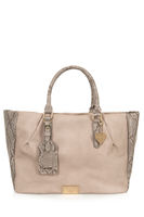 Cases & Bags  - Megan Nude Snake