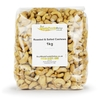 Cashew Nuts Whole,  Roasted & Salted 1kg