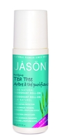 Food  - Tea Tree Oil Deodorant Roll-On (Jason) 89ml
