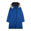 Children's|Children's|Low Shoes|Children's|Children's Girls 'Britannia' Parka Jacket - Blue