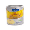 DIY Crown Wall & Ceiling Silk Emulsion Paint - Narcissus - 2.5L