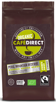 Drinks|Coffee|Sauces  - Cafedirect Organics Fair Trade Peru Whole Coffee Beans (227g)