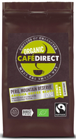 Drinks|Coffee|Sauces  - Cafedirect Organics Fair Trade Peru Whole Coffee Beans (6x227g)
