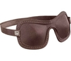 Go Travel Sleep Shade Eye Mask (Brown) (Brown)