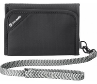 Trekking & Outdoor  - Pacsafe RFIDsafe V125 Purse (Black) (Black)