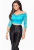 Women's Krissy Turquoise SM Turquoise