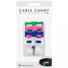 Cable Candy Hook & Loop - Mixed Colours (CC006)