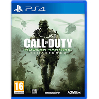 Sony PlayStation 4  - Call of Duty: Modern Warfare Remastered (PS4)