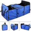 Car Boot Collapsible Storage Organiser - Blue