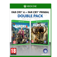 Xbox One  - Far Cry Primal/ Far Cry 4 Double Pack (XBox One)