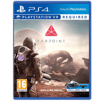 Sony PlayStation 4  - Farpoint (Sony PS4/PSVR)