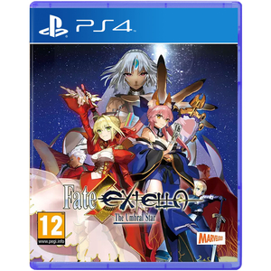 Sony PlayStation 4  - Fate/Extella: The Umbral Star (Sony PS4)