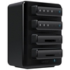 Lexar Professional Workflow HR2 Four-Bay Thunderbolt 2 USB 3.0 Reader and Storage Drive Hub
