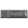 Safexs 8GB Guardian XT Hardware Encrypted USB 3.0 Flash Drive
