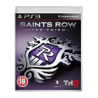 Playstation 3  - Saints Row -The Third (Sony PS3)