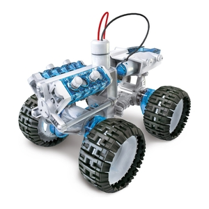 Electronic Toys  - Salt Water Fuel Cell 4x4 Car Kit