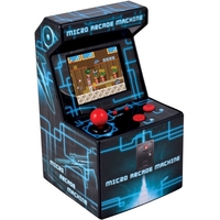 Electronic Toys  - Taikee Micro Arcade Machine - 240 Built in Games - 16 Bit