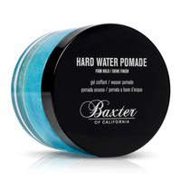 Body Care & Cosmetics  - Hard Water Pomade