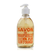 Body Care & Cosmetics  - Orange Blossom Liquid Marseille Soap