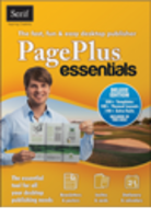 Serif PagePlus Essentials - Desktop Publishing