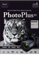 Computer Software  - Serif PhotoPlus X5 - Photo Editing Software