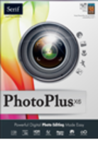 Computer Software  - Serif PhotoPlus X6 - Photo Editing Software