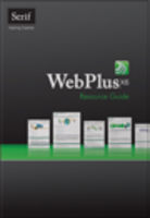 Computer Software  - WebPlus X6 Resource Guide