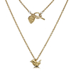 Jewellery Alexis Dove Blossom and Wren Gold Vermeil Pendant