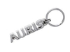Car Accessories Official Toyota Auris Cut Out Keyring