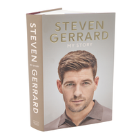 Letters, Diaries, Biographies & Autobiographies  - Gerrard My Story Hardback