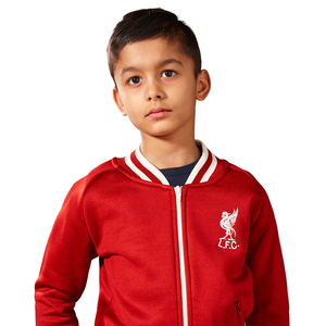 LFC Junior Shankly Track Jacket