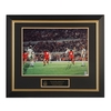 LFC Keegan and Smith Framed Image
