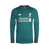 LFC Kids Long Sleeve Away Goalkeeper Shirt 15/16