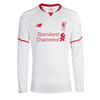 LFC Kids Long Sleeve Away Shirt 15/16