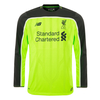 LFC Kids Long Sleeve Third Shirt 16/17