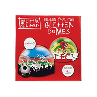 Liverpool  - LFC Make Your Own Glitter Domes